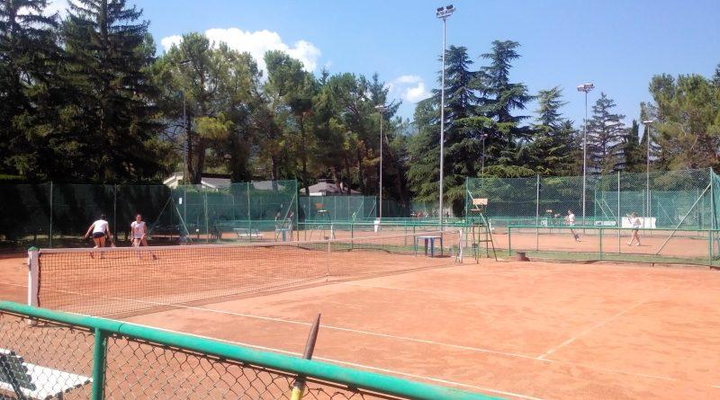 Scuola Tennis – Attività
